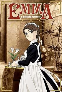 Eikoku Koi Monogatari Emma (1ª Temporada) - Poster / Capa / Cartaz - Oficial 4