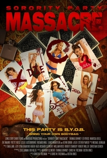 Sorority Party Massacre - Poster / Capa / Cartaz - Oficial 2