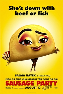 Festa da Salsicha - Poster / Capa / Cartaz - Oficial 5