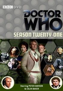 Doctor Who (21ª Temporada) - Série Clássica - Poster / Capa / Cartaz - Oficial 1