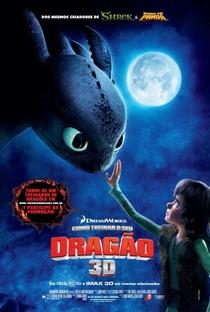Como Treinar o seu Dragão - Poster / Capa / Cartaz - Oficial 4