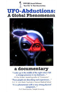 UFO Abductions: A Global Phenomenon - Poster / Capa / Cartaz - Oficial 1