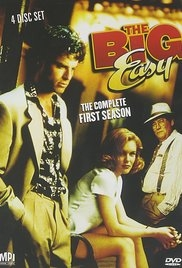 The Big Easy - Poster / Capa / Cartaz - Oficial 3