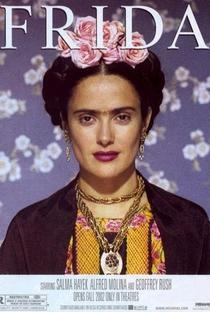 Frida - Poster / Capa / Cartaz - Oficial 4