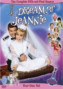Jeannie é um Gênio (5ª Temporada) - Poster / Capa / Cartaz - Oficial 1