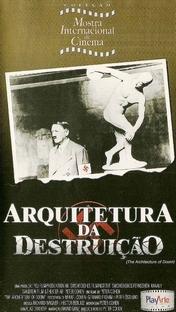 Arquitetura da Destruição - Poster / Capa / Cartaz - Oficial 3