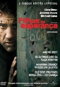 Filhos da Esperança - Poster / Capa / Cartaz - Oficial 4