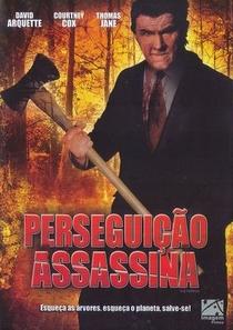 Perseguição Assassina - Poster / Capa / Cartaz - Oficial 2