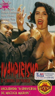 Ivampirismo - O Cinema em Pânico - Poster / Capa / Cartaz - Oficial 1