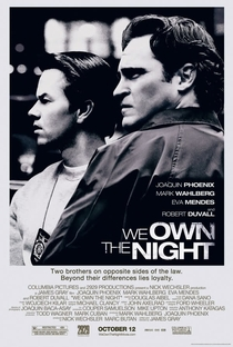 Os Donos da Noite - Poster / Capa / Cartaz - Oficial 1
