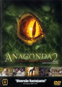Anaconda 2 - A Caçada pela Orquídea Sangrenta - Poster / Capa / Cartaz - Oficial 5