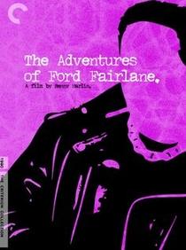 As Aventuras de Ford Farlaine - Poster / Capa / Cartaz - Oficial 4