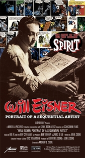 Will Eisner: Portrait of a Sequential Artist - Poster / Capa / Cartaz - Oficial 1