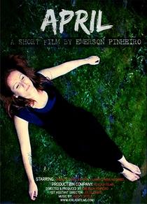 April - Poster / Capa / Cartaz - Oficial 1