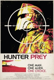 Hunter Prey - Poster / Capa / Cartaz - Oficial 1