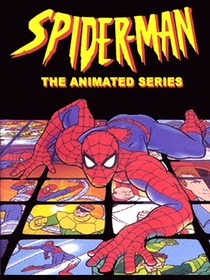 Homem-Aranha: A Série Animada (3ª Temporada) - Poster / Capa / Cartaz - Oficial 2