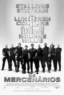 Os Mercenários - Poster / Capa / Cartaz - Oficial 3