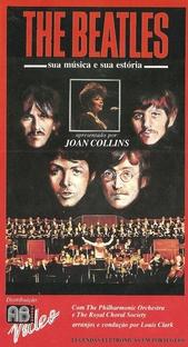 The Beatles - Sua Música e Sua Estória - Poster / Capa / Cartaz - Oficial 1