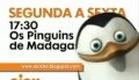 Os Pinguins de Madagascar Chamada