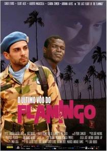 O Último Voo do Flamingo - Poster / Capa / Cartaz - Oficial 2