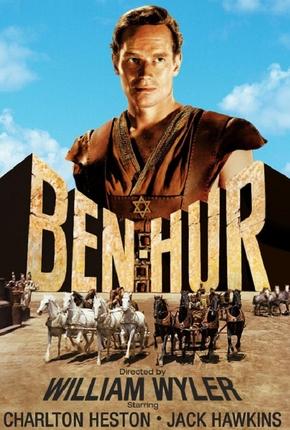 Resultado de imagem para Ben-Hur (1959)