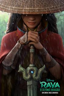 Raya e o Último Dragão - Poster / Capa / Cartaz - Oficial 1