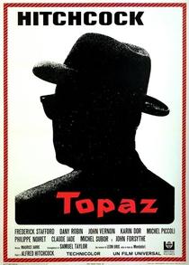 Topázio - Poster / Capa / Cartaz - Oficial 4