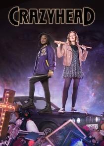 Crazyhead (1ª Temporada) - Poster / Capa / Cartaz - Oficial 1