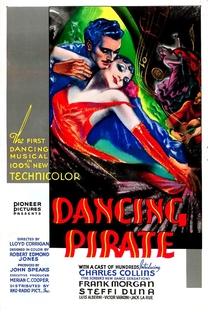 O Pirata Dançarino - Poster / Capa / Cartaz - Oficial 1