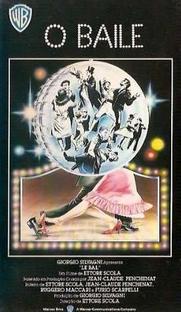 O Baile - Poster / Capa / Cartaz - Oficial 3