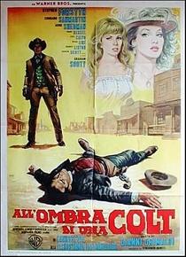 A Sombra de um Revolver - Poster / Capa / Cartaz - Oficial 3