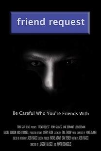 Friend Request - Poster / Capa / Cartaz - Oficial 1