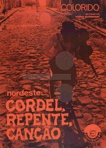 Nordeste: Cordel, Repente, Canção - Poster / Capa / Cartaz - Oficial 1
