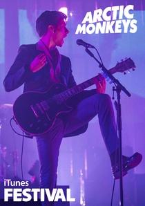 Arctic Monkeys: iTunes Festival 2013 - Poster / Capa / Cartaz - Oficial 1