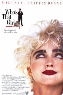 Quem é Essa Garota? - Poster / Capa / Cartaz - Oficial 4