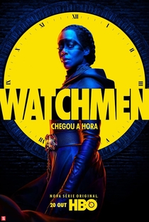 Watchmen - Poster / Capa / Cartaz - Oficial 1