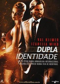 Dupla Identidade - Poster / Capa / Cartaz - Oficial 1