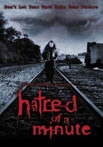 Hatred of a Minute - Poster / Capa / Cartaz - Oficial 1