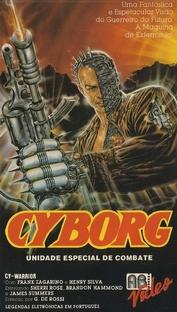 Cyborg- Unidade Especial de Combate - Poster / Capa / Cartaz - Oficial 2