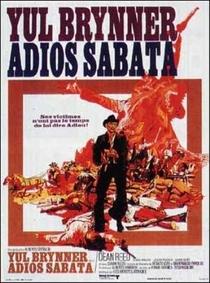 Sabata Adeus - Poster / Capa / Cartaz - Oficial 3