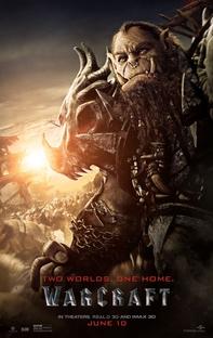 Warcraft: O Primeiro Encontro de Dois Mundos - Poster / Capa / Cartaz - Oficial 25