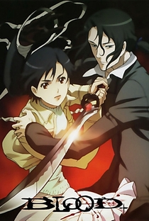 Blood+ (2ª Temporada) - Poster / Capa / Cartaz - Oficial 3