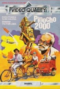 Os Paspalhões em Pinóquio 2000 - Poster / Capa / Cartaz - Oficial 1