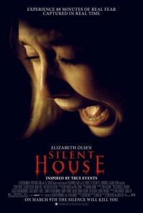 A Casa Silenciosa - Poster / Capa / Cartaz - Oficial 1