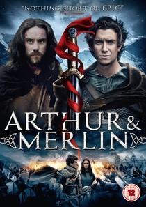 Arthur e Merlin - Poster / Capa / Cartaz - Oficial 1
