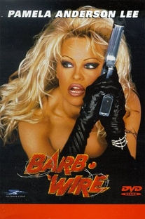 Barb Wire - A Justiceira - Poster / Capa / Cartaz - Oficial 1