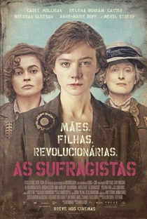 As Sufragistas - Poster / Capa / Cartaz - Oficial 3