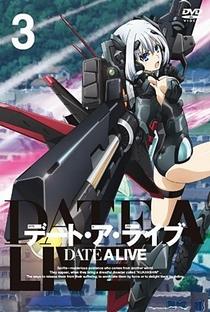 Date A Live (1ª Temporada) - Poster / Capa / Cartaz - Oficial 5