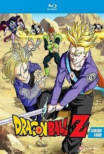 Dragon Ball Z (4ª Temporada) - Poster / Capa / Cartaz - Oficial 25