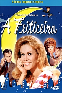 A Feiticeira (7ª Temporada) - Poster / Capa / Cartaz - Oficial 2